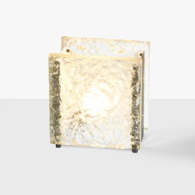 SERGE MOUILLE | TABLE LAMP, MODEL N. 400, CIRCA 1963 [LAMPE N. 400, VERS 1963]