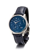 GLASHÜTTE | PANO RESERVE, REFERENCE W16501261235, A STAINLESS STEEL WRISTWATCH WITH DATE AND POWER RESERVE INDICATION, CIRCA 2016