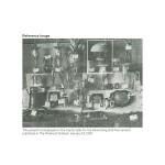 "TIFFANY STUDIOS   ""GEOMETRIC"" TABLE LAMP"