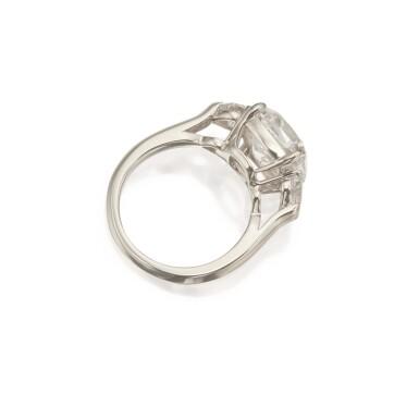 View 2. Thumbnail of Lot 354. Diamond Ring.