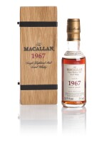 THE MACALLAN FINE & RARE 35 YEAR OLD 55.9 ABV 1967