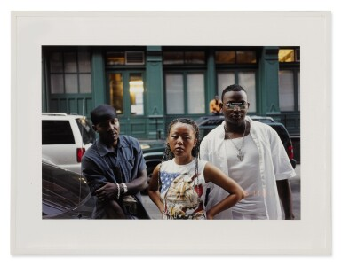 View 2. Thumbnail of Lot 109. NIKKI S. LEE | THE HIP HOP PROJECT (2), 2001 .
