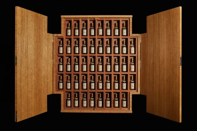 View 1. Thumbnail of Lot 161. THE MACALLAN FINE & RARE MINIATURE COLLECTION          .