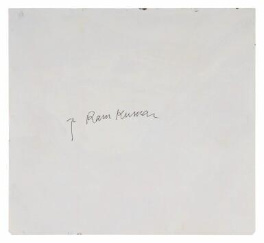 RAM KUMAR | UNTITLED