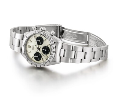 """View 5. Thumbnail of Lot 2114. ROLEX 