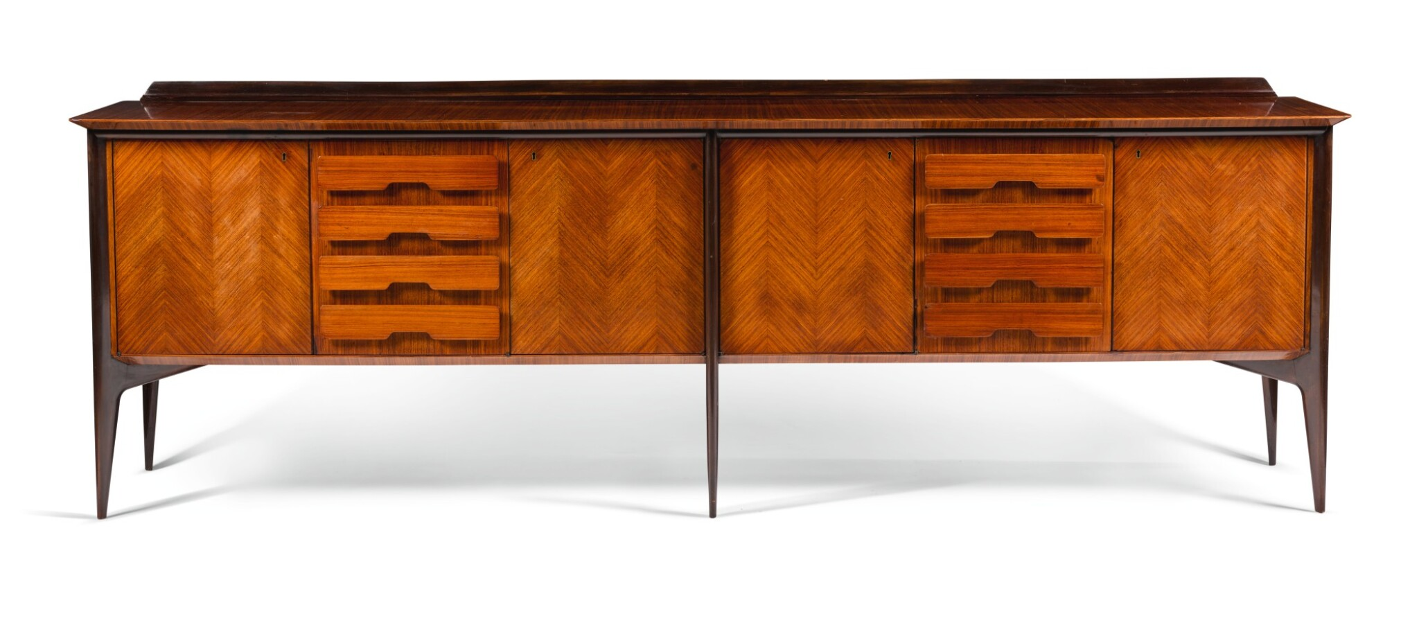 View full screen - View 1 of Lot 10. ICO PARISI |SIDEBOARD.