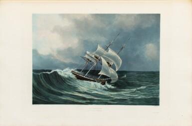 View 6. Thumbnail of Lot 215. LAPLACE. Voyage autour du monde de l'Inde et de Chine. 1833-1840. 7 volumes, dont 2 atlas et Zoologie..