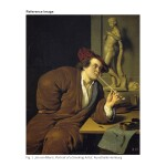 ATTRIBUTED TO FRANS VAN MIERIS THE ELDER | MAN SMOKING A PIPE, HALF-LENGTH