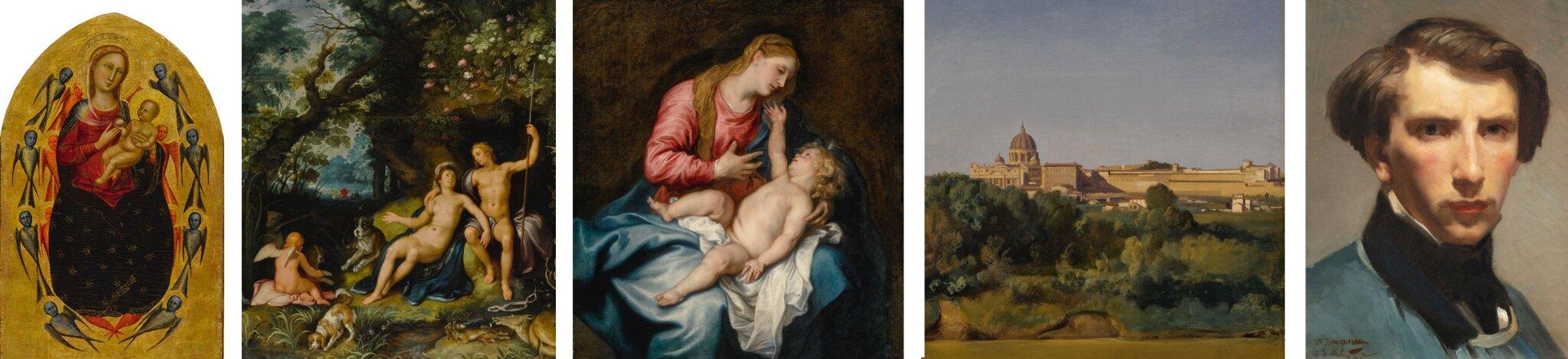 Master Paintings Part II