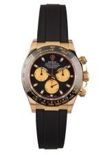 ROLEX | Daytona, Ref 116518 A Yellow Gold Chronograph Wristwatch Circa 2018