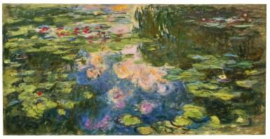 View 1. Thumbnail of Lot 1010. Le Bassin aux nymphéas.