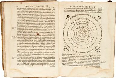 View 2. Thumbnail of Lot 12. Copernicus | Astronomia instaurata libri sex, Amsterdam, 1617, contemporary vellum.