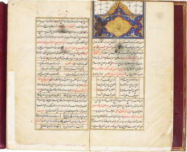 PIR MUHAMMAD IBN PIRI AHMAD B. KHALIL, KITAB ANIS AL-'ARIFIN, ON POETRY, TURKEY, OTTOMAN, DATED 995 AH/1586-87 AD