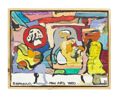 Free Arts NYC 22nd Annual Art Auction: Summer in September