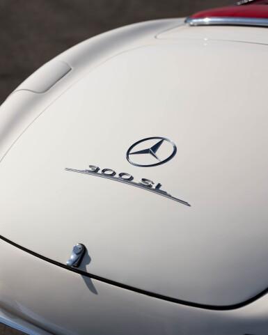 View 95. Thumbnail of Lot 65. 1960 Mercedes-Benz 300SL Roadster.