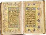 A MINIATURE ILLUMINATED QUR'AN, INDIA, MUGHAL, 17TH CENTURY