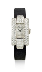 DIAMOND WRISTWATCH, 'LA STRADA', CHOPARD   鑽石腕錶, 'La Strada', 蕭邦 ( Chopard )
