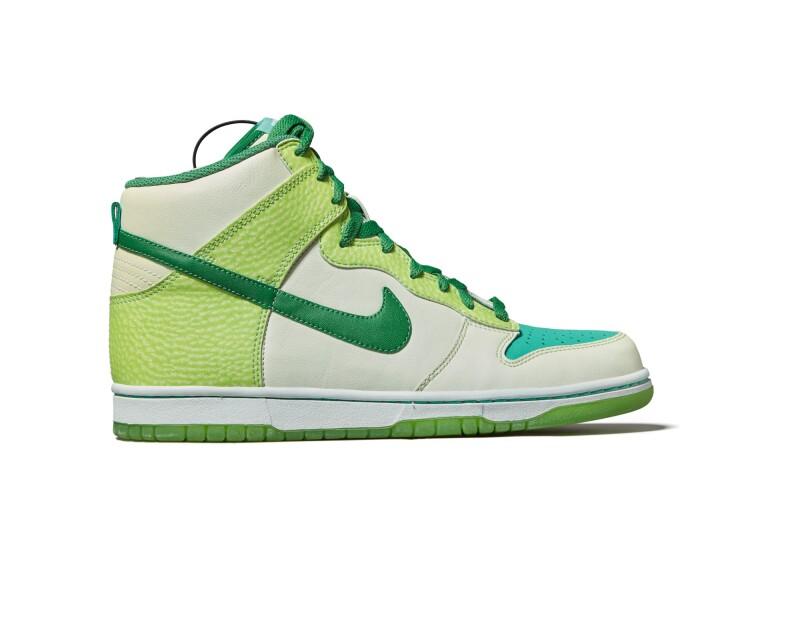 Nike Dunk High Premium Glow in the Dark II