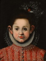 CENTRAL ITALIAN SCHOOL, 17TH CENTURY | PORTRAIT OF A YOUNG BOY