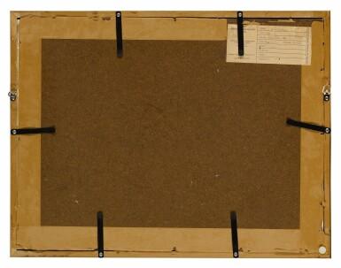 View 6. Thumbnail of Lot 1837. AMBADAS KHOBRAGADE | UNTITLED (SET OF THREE) .
