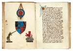 STATUTES OF THE ORDER OF THE GARTER | Illuminated manuscript, c.1587-8