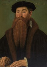 MASTER OF THE 1540S | Portrait of a man