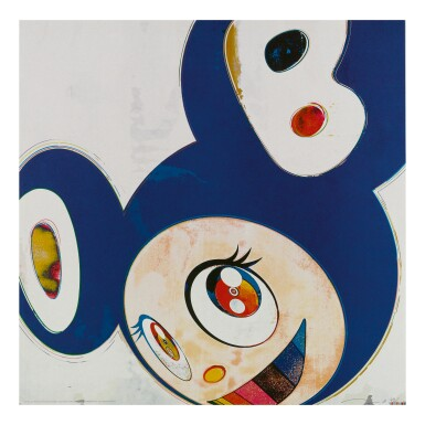 View 2. Thumbnail of Lot 243. TAKASHI MURAKAMI   AND THEN, AND THEN AND THEN AND THEN AND THEN / YELLOW JELLY; AND THEN... / ORIGINAL BLUE; AND AND THEN... / GARGLE GLOP .