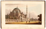 Temple | Travels in Greece and Turkey, 1836, 2 volumes