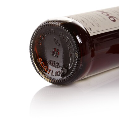 View 4. Thumbnail of Lot 24. The Macallan Fine & Rare 35 Year Old 55.5 abv 1966 .