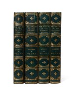 Hooker. The Botany of the Antarctic Voyage of the H.M. Discovery Ships Erebus and Terror. 1844-1855. 2 volumes in 4