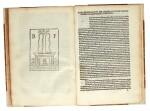 Tacitus, Opera, Venice, 1497, later half vellum