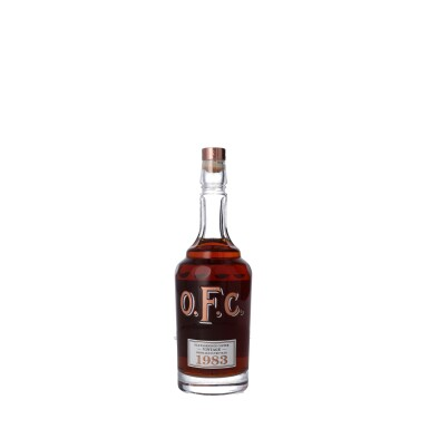 View 2. Thumbnail of Lot 160. Buffalo Trace OFC 45.0 abv 1983 (1 BT75).