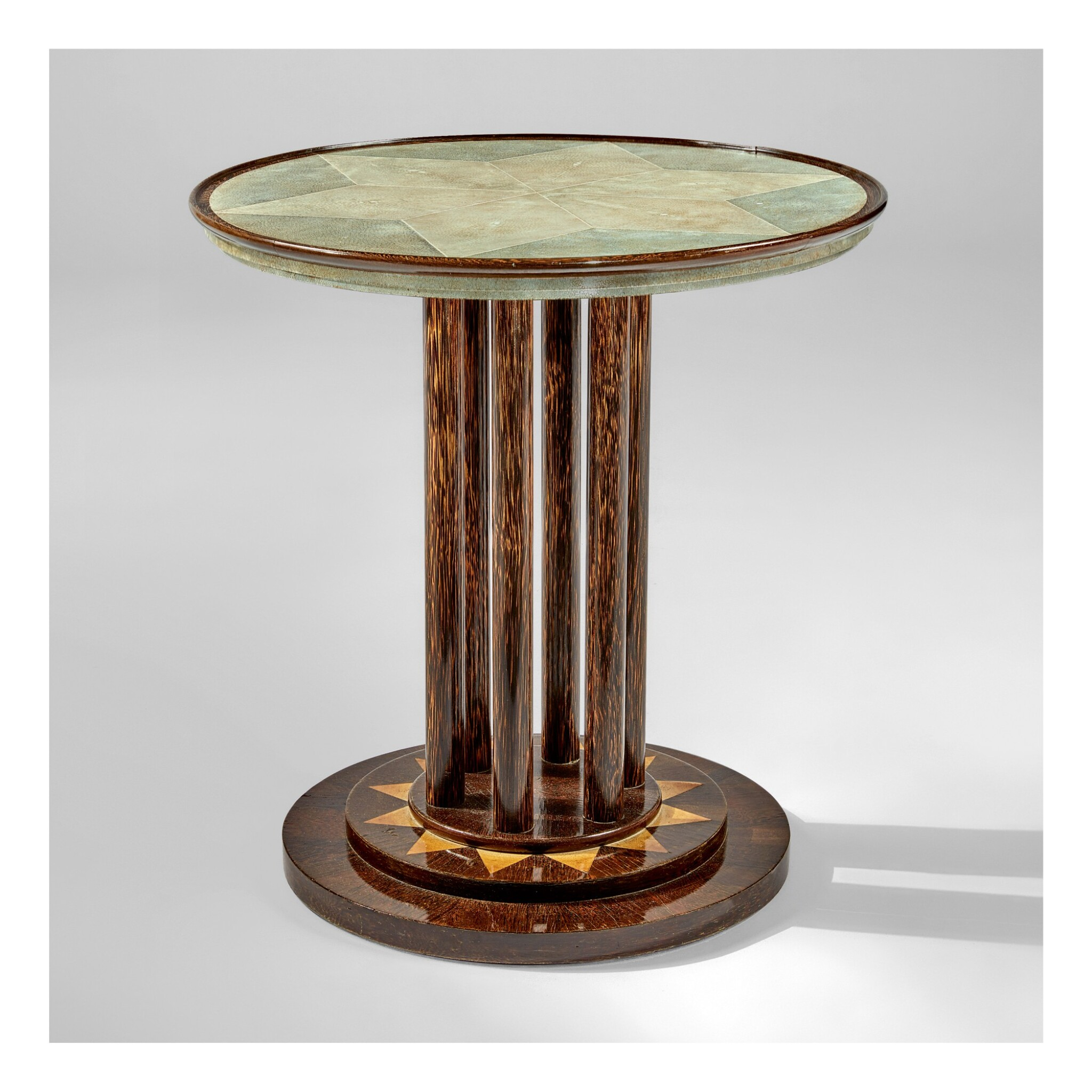 View 1 of Lot 26. Side Table.