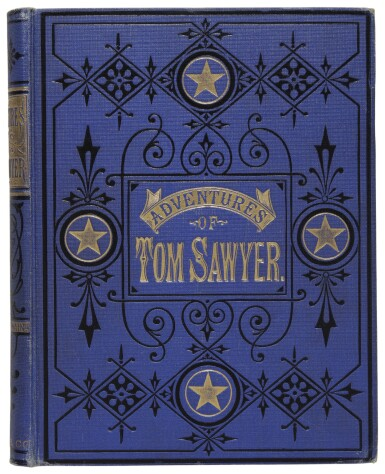 CLEMENS, SAMUEL L. | The Adventures of Tom Sawyer by Mark Twain. Hartford: The American Publishing Company, 1876