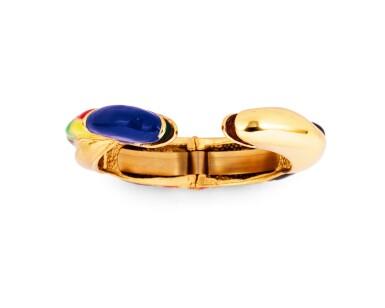 Attributed to [attribué à] Niki de Saint-Phalle, Bracelet