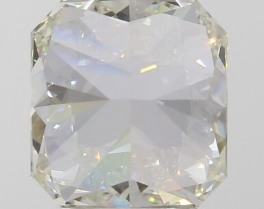 A 2.14 Carat Cut-Cornered Square Modified Brilliant-Cut Diamond, S-T Color, Internally Flawless