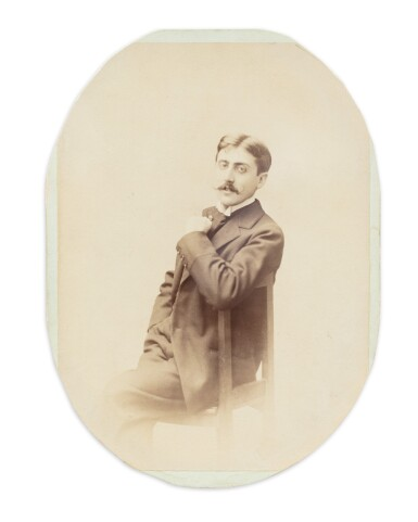[Proust, Marcel] -- Otto Wegener, dit Otto