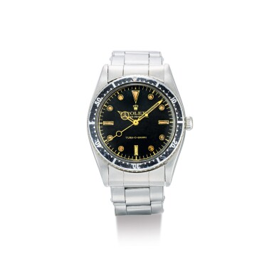 """View 1. Thumbnail of Lot 2126. ROLEX 