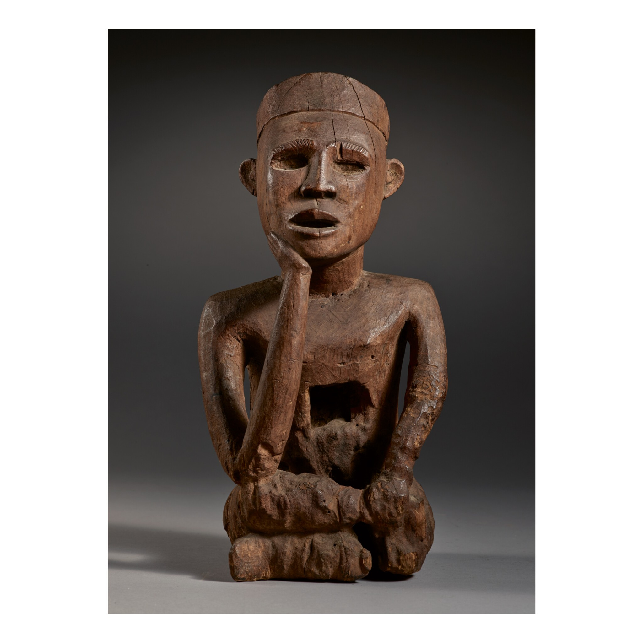 KONGO POWER FIGURE, DEMOCRATIC REPUBLIC OF THE CONGO