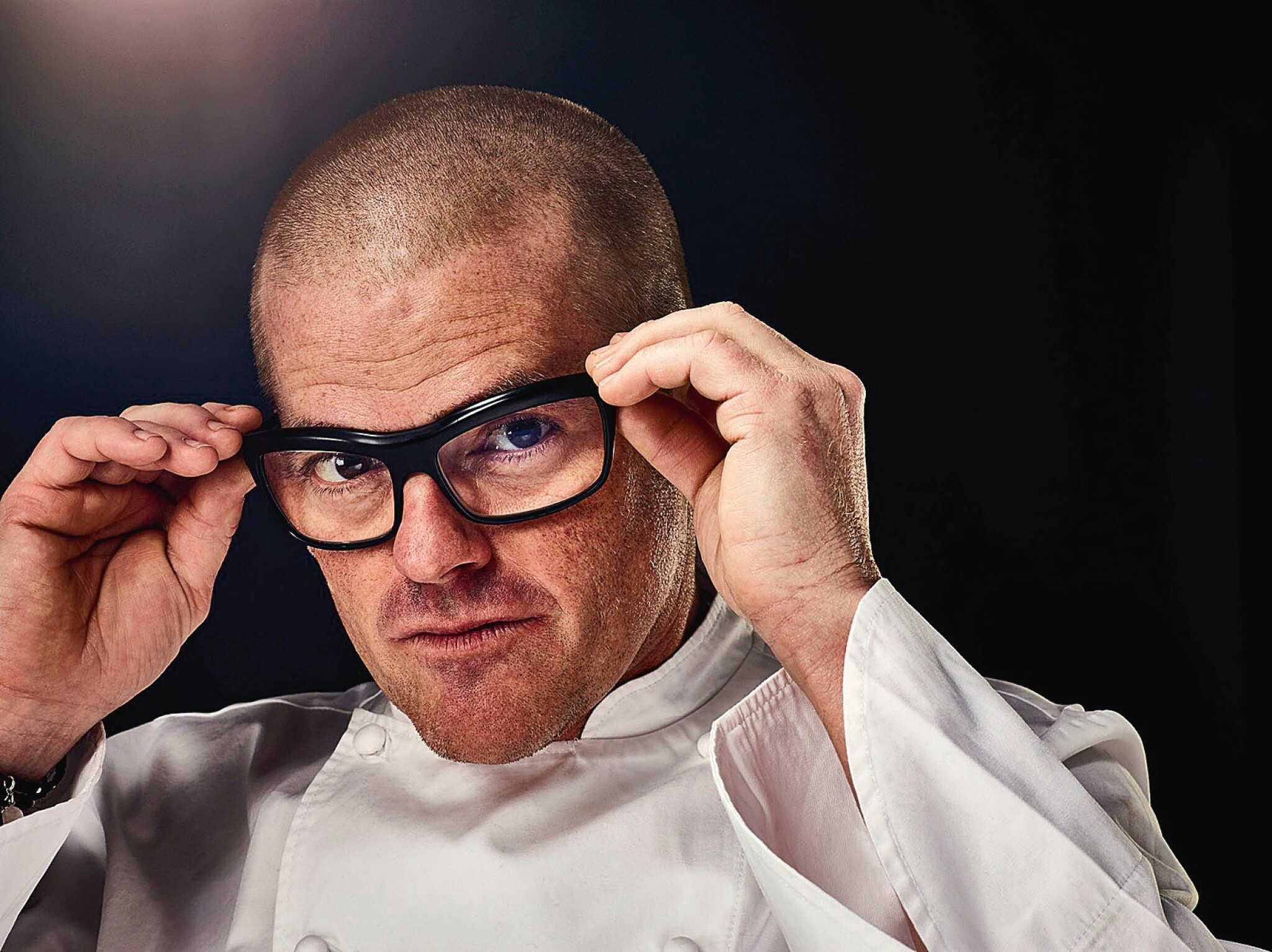 View full screen - View 1 of Lot 16. Virtual Cooking Lesson with Heston Blumenthal.