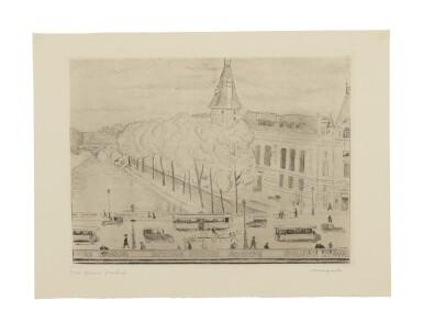 View 3. Thumbnail of Lot 109. Bords de la Seine.