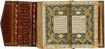 AN ILLUMINATED MINIATURE QUR'AN, TURKEY, OTTOMAN, 16TH CENTURY