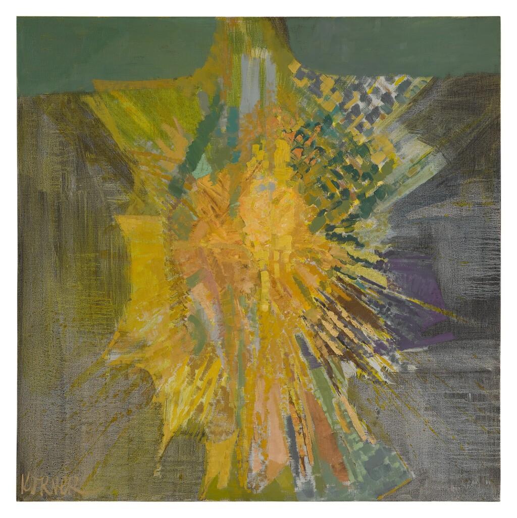 JOHN KORNER | COMPASS ROSE NO. 1