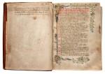 JAMES OF MILAN | Pricking of love, illuminated manuscript in Middle English [England, fifteenth century]