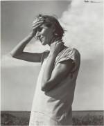 DOROTHEA LANGE | WOMAN OF THE HIGH PLAINS, TEXAS PANHANDLE