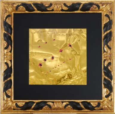 View 2. Thumbnail of Lot 4. LUCIO FONTANA | CONCETTO SPAZIALE.