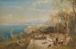 THOMAS MILES RICHARDSON JNR.   Sorrento - The Bay of Naples, Italy