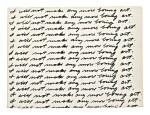 JOHN BALDESSARI |  I WILL NOT MAKE ANY MORE BORING ART