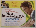It's a Wonderful Life (1946) title card, US