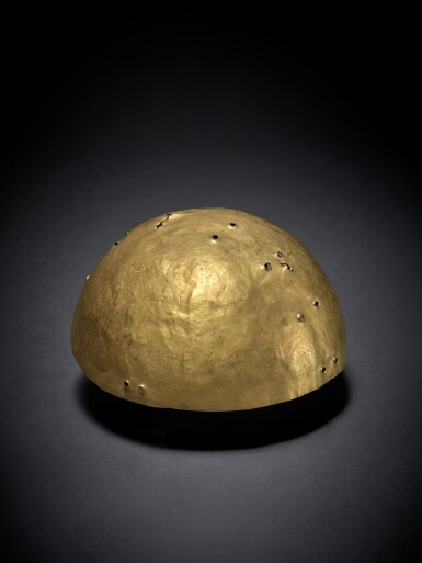 View 4. Thumbnail of Lot 92. Colombian Gold Helmet circa AD 300 - 900.